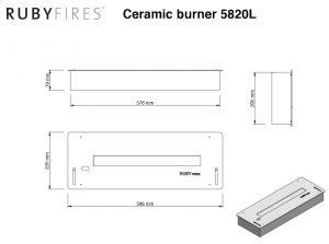 rubyfires_ceramic_burner_5820ls WYMIARY